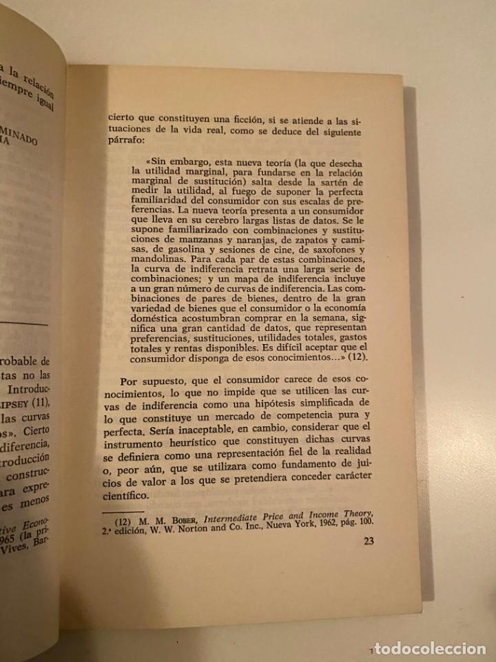 """Libros: """"DEMANDA, COSTES Y PRECIO"""" - JESUS PRADOS ARRARTE - Foto 4 - 245370090"""