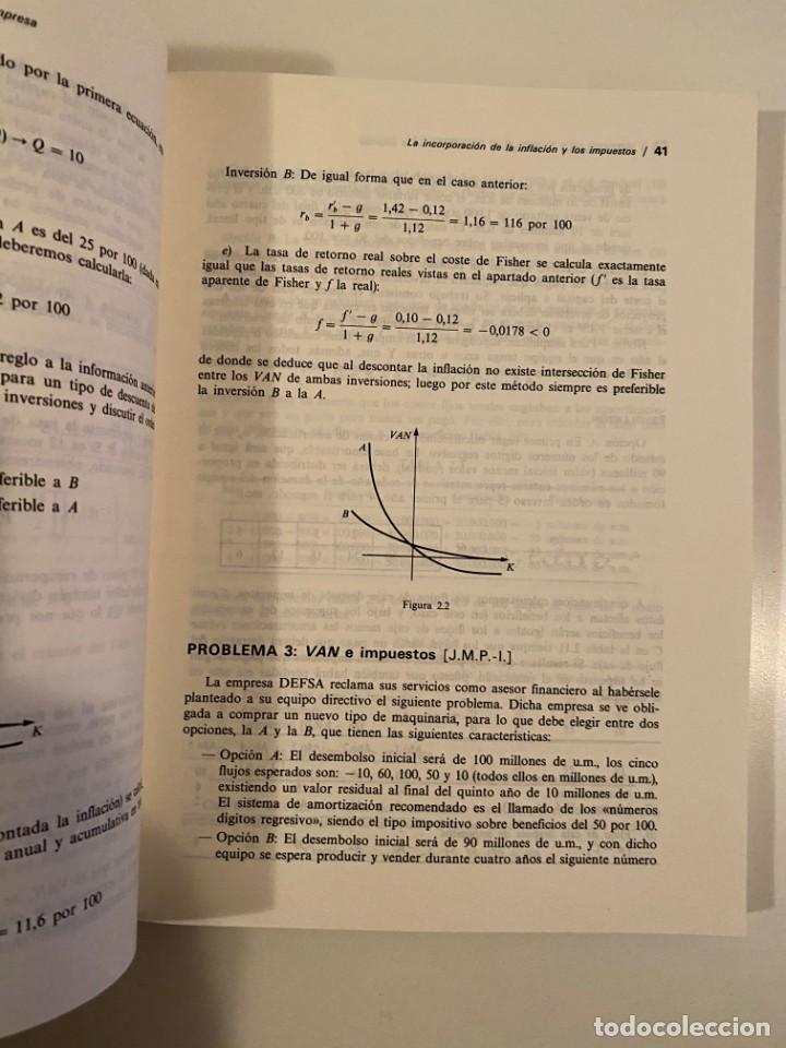 """Libros: """"CASOS PRÁCTICOS DE INVERSIÓN Y FINANCIACIÓN EN LA EMPRESA"""" - VARIOS AUTORES - Foto 4 - 245372475"""