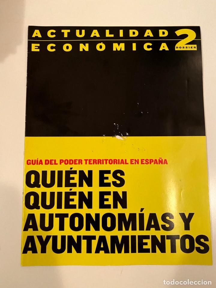 """""""ACTUALIDAD ECONÓMICA 2 DOSSIER"""" (Libros Nuevos - Ciencias, Manuales y Oficios - Derecho y Economía)"""