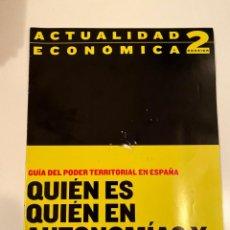 """Libros: """"ACTUALIDAD ECONÓMICA 2 DOSSIER"""". Lote 245383515"""