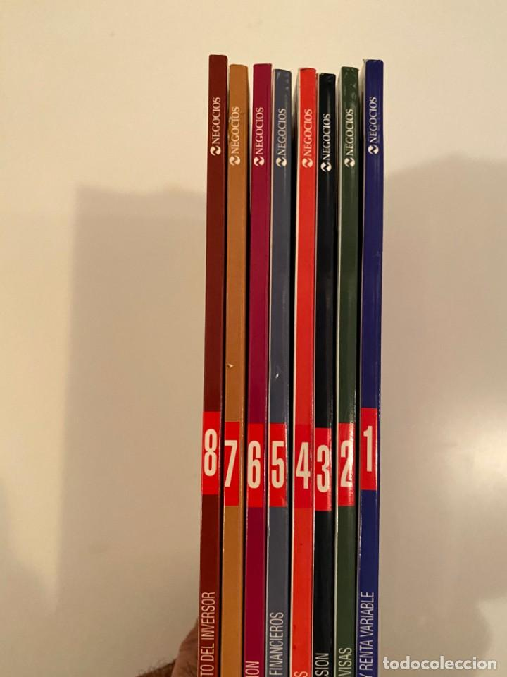 """Libros: """"CONOCER COMO INVERTIR CON EXITO""""- 8 libros - Foto 2 - 245385835"""