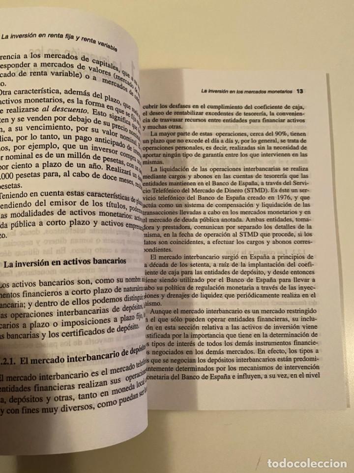 """Libros: """"CONOCER COMO INVERTIR CON EXITO""""- 8 libros - Foto 3 - 245385835"""