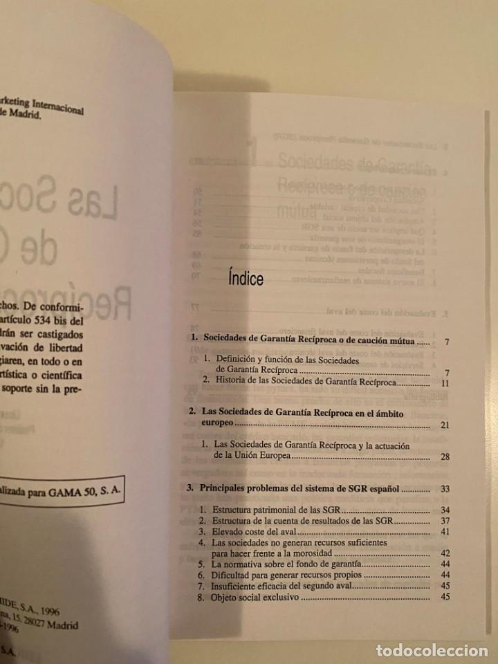 """Libros: """"CONOCER LAS VÍAS DE FINANCIACIÓN DE LAS PYMES"""" 4 LIBROS - Foto 3 - 245387840"""