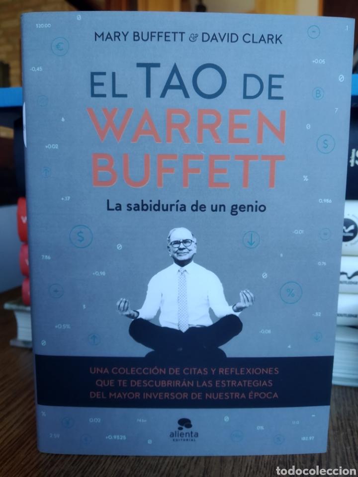 EL TAO DE WARREN BUFFETT LA SABIDURÍA DE UN GENIO MARY BUFFETT|DAVID CLARK. NUEVO (Libros Nuevos - Ciencias, Manuales y Oficios - Derecho y Economía)
