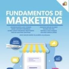 Libros: FUNDAMENTOS DE MARKETING. Lote 254525935