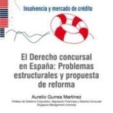 Libros: EL DERECHO CONCURSAL EN ESPAÑA. Lote 254668065