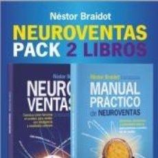 Libros: MANUAL PRACTICO DE NEUROVENTAS. 2 VOLUMENES. Lote 260675500