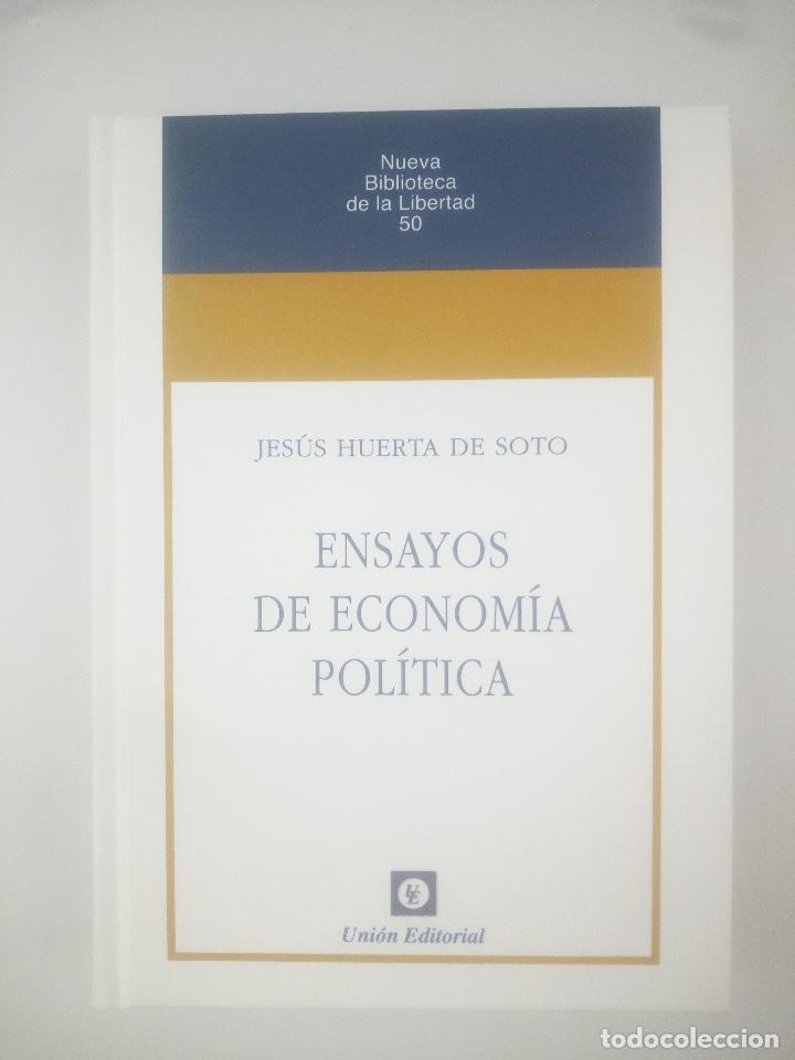 ENSAYOS DE ECONOMIA POLITICA UNION EDITORIAL (Libros Nuevos - Ciencias, Manuales y Oficios - Derecho y Economía)