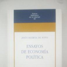 Libros: ENSAYOS DE ECONOMIA POLITICA UNION EDITORIAL. Lote 267806049