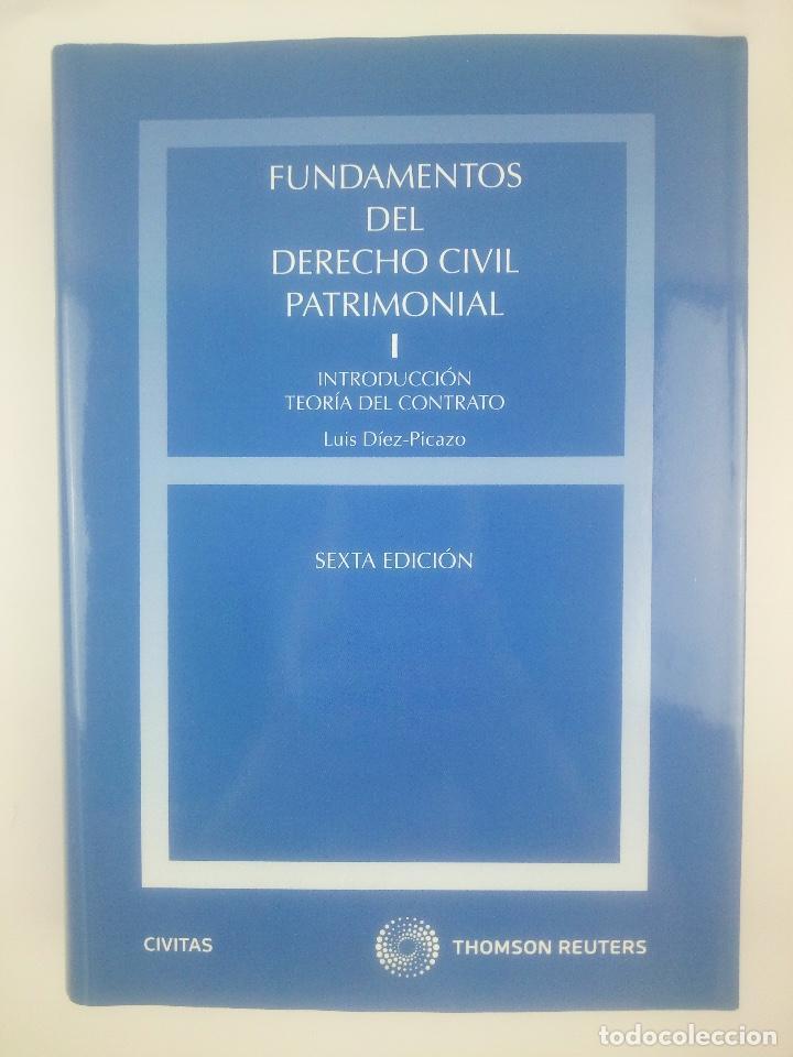 FUNDAMENTOS DEL DERECHO CIVIL PATRIMONIAL 1 CIVITAS SEXTA EDICION (Libros Nuevos - Ciencias, Manuales y Oficios - Derecho y Economía)