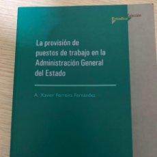 Libros: PACK 4 LIBROS FUNCION PUBLICA. Lote 267826354
