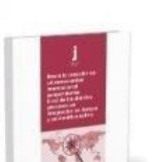 Libros: HACIA LA CREACIÓN DE UN NUEVO ORDEN INTERNACIONAL POSPANDEMIA. EL ROL DE LOS DISTINTOS PROCESOS DE. Lote 267898094