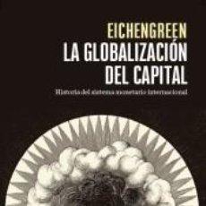 Libros: LA GLOBALIZACIÓN DEL CAPITAL. 3ª ED.. Lote 273962978
