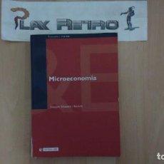 Libros: MICROECONOMIA JOAQUIM SILVESTRE EDICION UOC. Lote 275083068