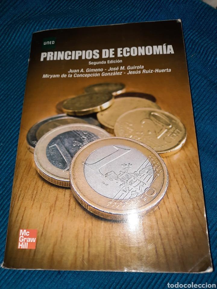 PRINCIPIO DE ECONOMÍA, GRAW HILL, UNED, 2008 (Libros Nuevos - Ciencias, Manuales y Oficios - Derecho y Economía)