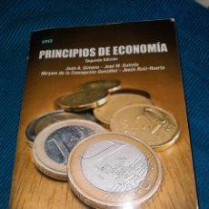 Libros: PRINCIPIO DE ECONOMÍA, GRAW HILL, UNED, 2008. Lote 276222138