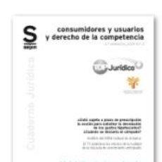 Libros: RETRASOS O CANCELACIONES DE VUELOS: PROTECCIÓN DEL CONSUMIDOR. Lote 277430643