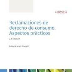 Libros: EL EJERCICIO DE LAS ACCIONES COLECTIVAS EN LA LEGISLACIÓN MEXICANA. Lote 278704318