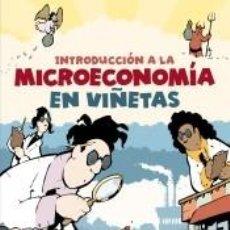 Libros: INTRODUCCIÓN A LA MICROECONOMÍA EN VIÑETAS. Lote 287348313