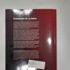 Libros: MARKETING DE LA MODA JOSE LUIS DEL OLMO ARRIAGA PUBLICIDAD. Lote 290099298