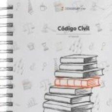 Libros: CÓDIGO CIVIL (LEYITBE) (PAPEL + E-BOOK). Lote 295004503