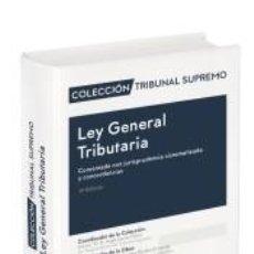 Libros: LEY GENERAL TRIBUTARIA COMENTADA. Lote 295031453