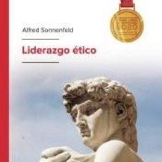 Libros: LIDERAZGO ÉTICO. Lote 295045073