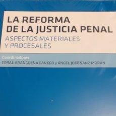 Libros: LA REFORMA DE LA JUSTICIA PENAL. Lote 295380723