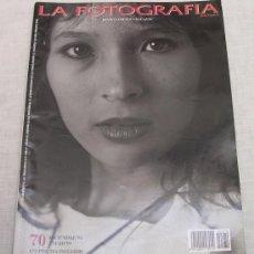 Libros: LA FOTOGRAFÍA ACTUAL - REVISTA - REVUE - MAGAZINE; NUMERO 70; DICIEMBRE 1998/ ENERO 1999. Lote 20746467