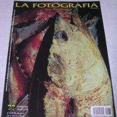Libros: LA FOTOGRAFÍA ACTUAL - REVISTA - REVUE - MAGAZINE; NUMERO 77; FEBRERO / MARZO 2000. Lote 26814045
