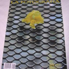 Libros: LA FOTOGRAFÍA ACTUAL - REVISTA - REVUE - MAGAZINE; NÚM. 89; FEBRERO / MARZO 2002. Lote 27624147
