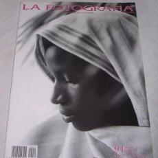 Libros: LA FOTOGRAFÍA ACTUAL - REVISTA - REVUE - MAGAZINE; NÚM. 91; JUNIO / JULIO 2002; ESTRENAR. Lote 19708126
