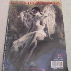 Libros: LA FOTOGRAFÍA ACTUAL - REVISTA - REVUE - MAGAZINE; NUMERO 60; ABRIL / MAYO 1997; ESTRENAR-. Lote 20040128