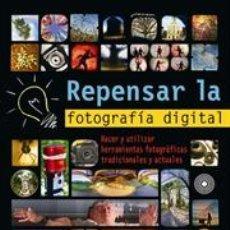 Libros: REPENSAR LA FOTOGRAFÍA DIGITAL - JOHN NEEL. Lote 42719820