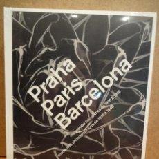 Libros: PRAHA PARIS BARCELONA. MODERNITAT FOTOGRÀFICA DE 1918 A 1948. LIBRO PRECINTADO.. Lote 43272812