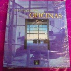 Libros: INTERIORES DE OFICINAS - ATRIUM 2001 - DISEÑO - PRECINTADO - + DE 100 FOTOGRAFIAS. Lote 50027188