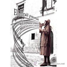 Libri: EL MIRALL PAUTAT - RECULL D'EXPRESSIONS I PARÈMIES MUSICALS EN LA TRADICIÓ POPULAR. Lote 51588073