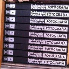 Libros: ENCICLOPEDIA PLANETA DE LA FOTOGRAFÍA. Lote 56550846