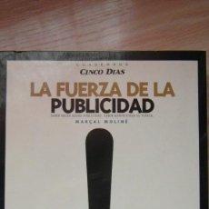 Libros: APPLE COMPUTER. LA FUERZA DE LA PUBLICIDAD. MARÇAL MOLINÉ. Lote 85735908