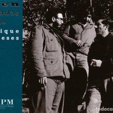Livres: CIEN MIRADAS DE ENRIQUE MENESES (LIBRO + CD). TESTIMONIO VARIOS FOTÓGRAFOS Y PERIODISTAS (VER FOTOS). Lote 87044636
