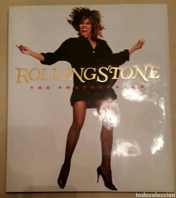 Libros: ROLLING STONE -THE PHOTOGRAPHS- LIBRO - Foto 1 - 90596392