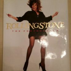 Libros: ROLLING STONE -THE PHOTOGRAPHS- LIBRO. Lote 90596392
