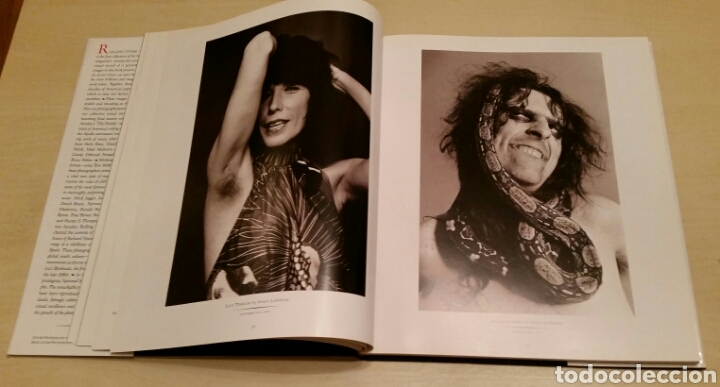Libros: ROLLING STONE -THE PHOTOGRAPHS- LIBRO - Foto 3 - 90596392