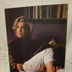 Libros: STYLE BOOK UÑA MIRADA CON CLASE. Lote 95047059