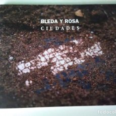 Libros: BLEDA Y ROSA, CIUDADES. Lote 95381051