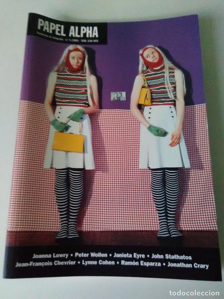 PAPEL ALPHA 5 (Libros Nuevos - Bellas Artes, ocio y coleccionismo - Diseño y Fotografía)