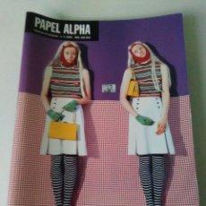 Libros: PAPEL ALPHA 5. Lote 95381167