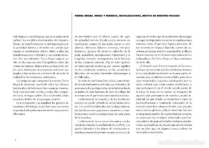 Libros: Tierra Negra. Minas y Mineros - Foto 13 - 211685699