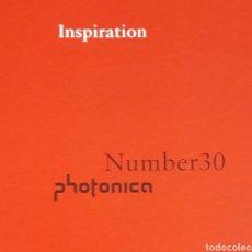 Libri: LIBRO PHOTONICA NUM 30. INSPIRATION. Lote 102364108