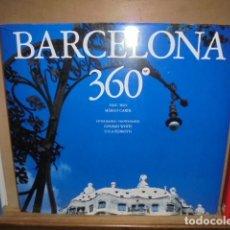 Libros: BARCELONA 360 GRADOS - MARIUS CAROL - PANORAMICAS - FOTOS DESPLEGABLES - DE LIBRERIA SIN USAR. Lote 103734827
